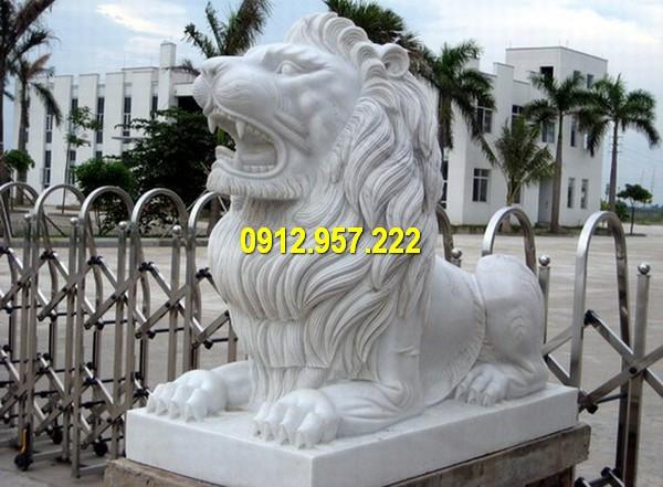 Sư tử đá Non Nước Đà Nẵng đẹp