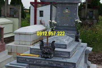 Lăng mộ đá công giáo Ninh Vân Ninh Bình đẹp, chất lượng cao