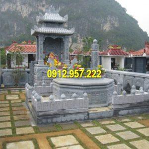 Địa chỉ thiết kế điêu khắc bán lăng mộ đá đẹp tại Hà Nội uy tín