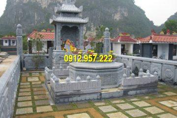 Địa chỉ bán lăng mộ đá tại Hà Nội giá rẻ uy tín
