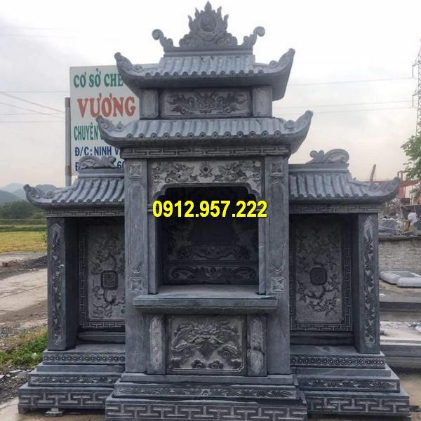Cơ sở bán thi công xây mẫu lăng mộ đá Ninh Vân Ninh Bình đẹp nhất VN