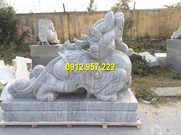 Đá mỹ nghệ Thái Vinh bán tỳ hưu bằng đá Non Nước Đà Nẵng