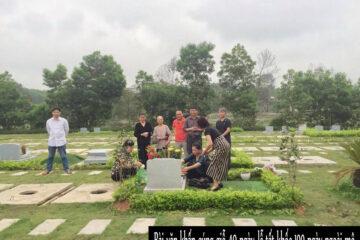 Sắm lễ và bài văn khấn cúng giỗ 49 ngày, lễ tất khốc 100 ngày ngoài mộ