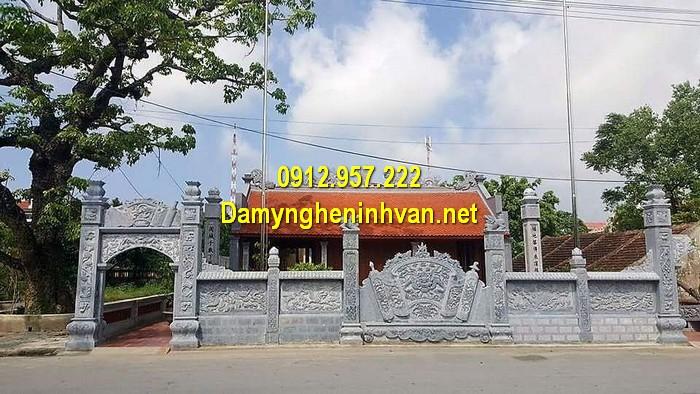 Làm cổng nhà thờ họ đẹp ở Lâm Đồng