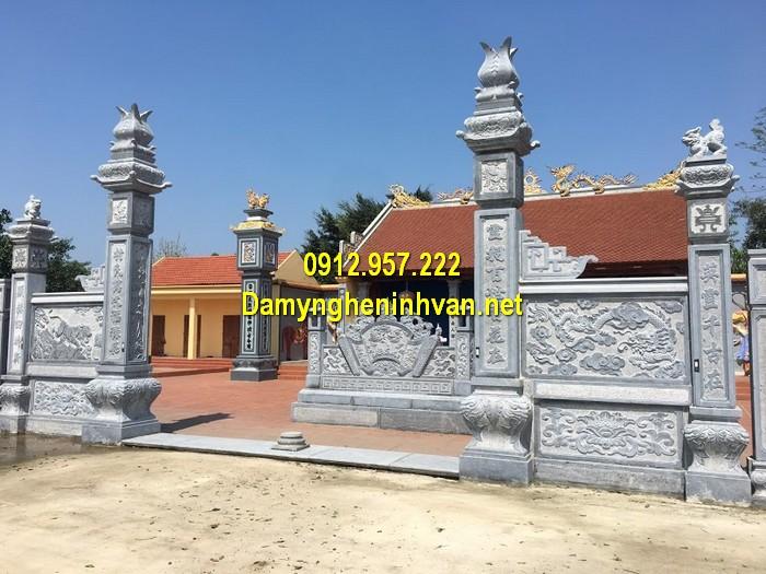 Làm cổng nhà thờ họ đẹp ở Đắk Lắk