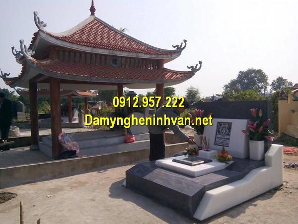 Nhà mồ phong thủy ở Đồng Nai