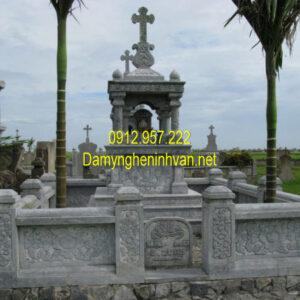 Cổng làng đẹp bằng đá - Mẫu cổng làng đẹp bằng đá tự nhiên