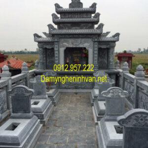 Hình ảnh lăng mộ lớn bằng đá đẹp nhất Việt Nam