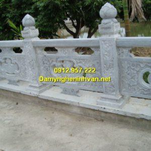 Lan can đá đẹp - Các mẫu lan can đá đẹp nhất Việt Nam