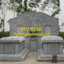 Các mẫu mộ đá liền kề đẹp nhất Việt Nam