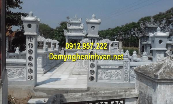 Mẫu mộ đá liền kề - Các mẫu mộ đá liền kề đẹp nhất Việt Nam