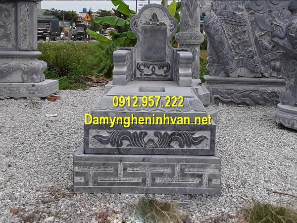 Mẫu mộ bành có sẵn