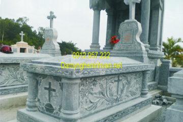 Mẫu mộ đá công giáo đẹp nhất Việt Nam