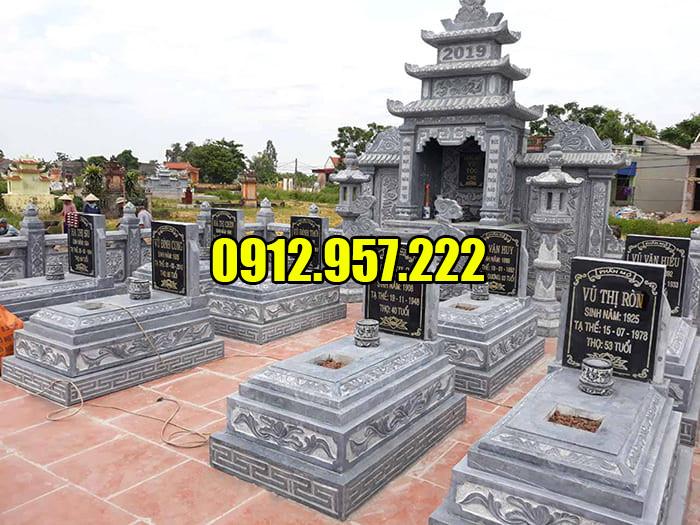 Tổng hợp những khu lăng mộ đá đẹp tại Ninh Vân - Ninh Bình