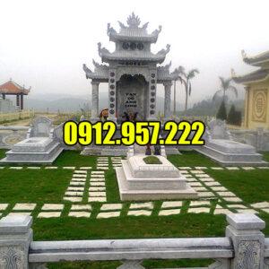Lăng mộ đẹp Ninh Bình