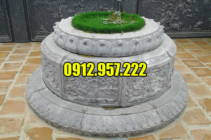 Mộ đá tròn tại Ninh Bình