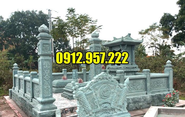 Những khu lăng mộ đá đẹp nhất Ninh Vân Ninh Bình