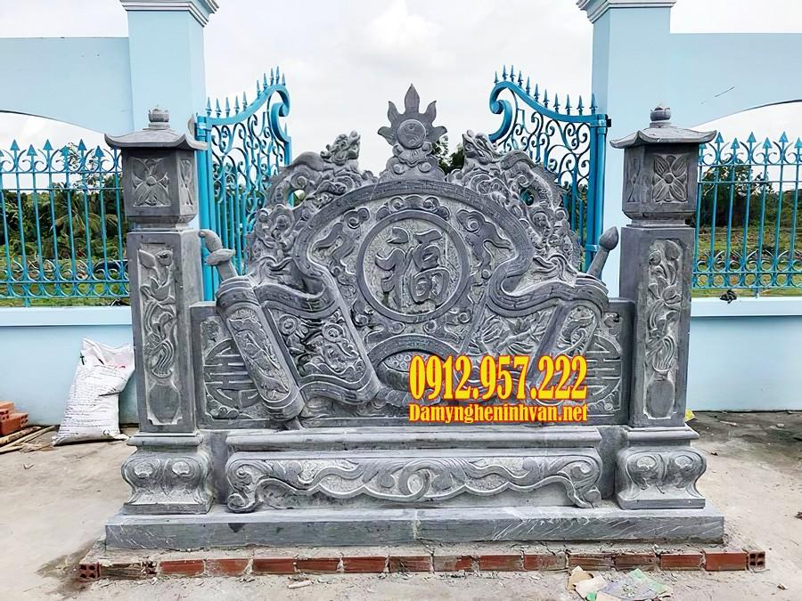 Bình phong Cần Thơ đẹp - Báo giá bình phong Cần Thơ bằng đá đẹp 2020