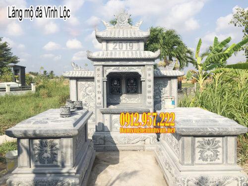Lăng mộ đá Vĩnh Lộc đẹp