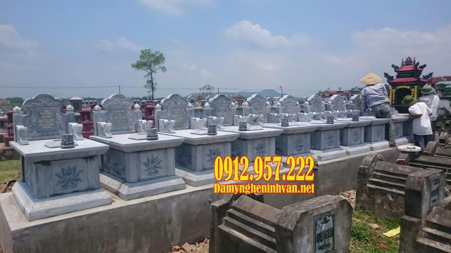 Sử dụng mộ hậu bành tam sơn giúp tiết kiệm diễn tích trong khu lăng mộ