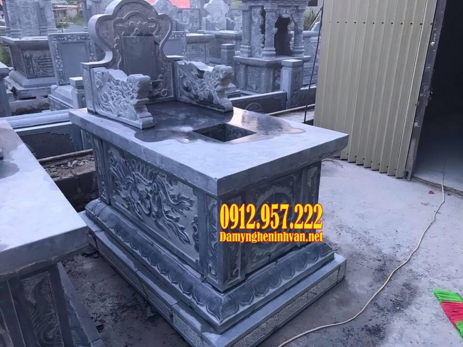 Thiết kế mộ hậu bành tam sơn đẹp mắt