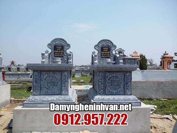 Các mẫu mộ đôi đẹp