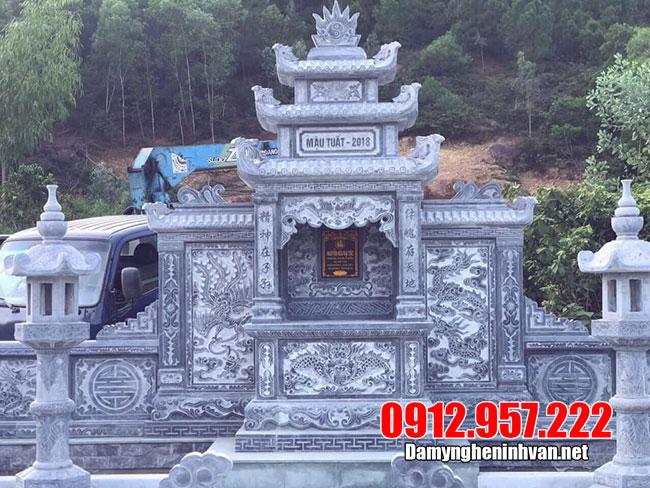 Lăng mộ đá xanh ninh vân ninh bình