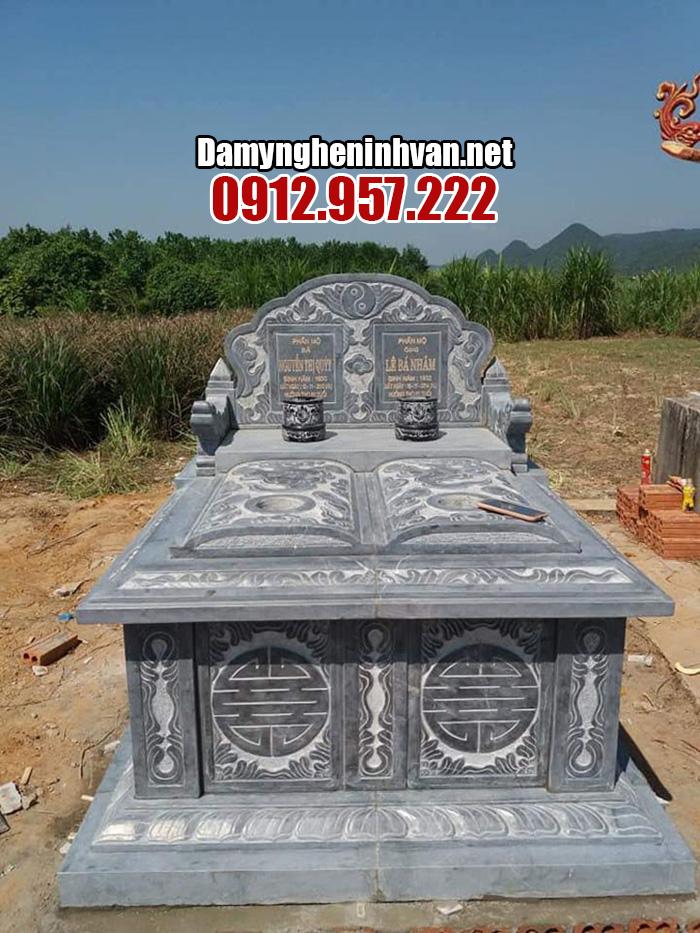 Tìm hiểu về các mẫu mộ đôi đẹp đơn giản và hợp túi tiền của bạn