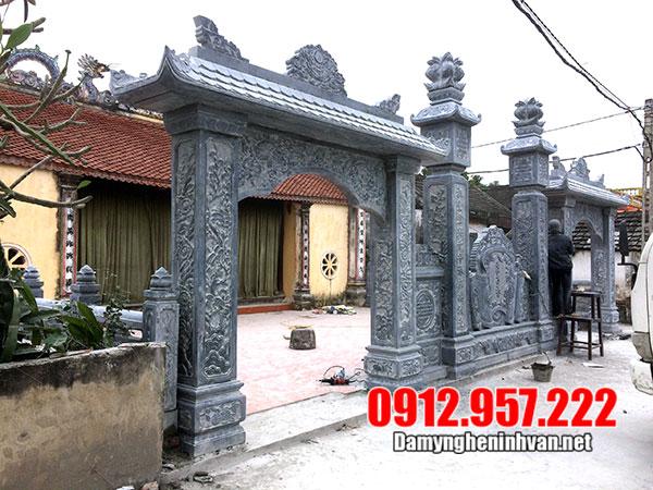 Địa chỉ làm cổng nhà thờ đẹp bằng đá uy tín