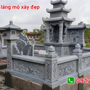 Mẫu lăng mộ đẹp