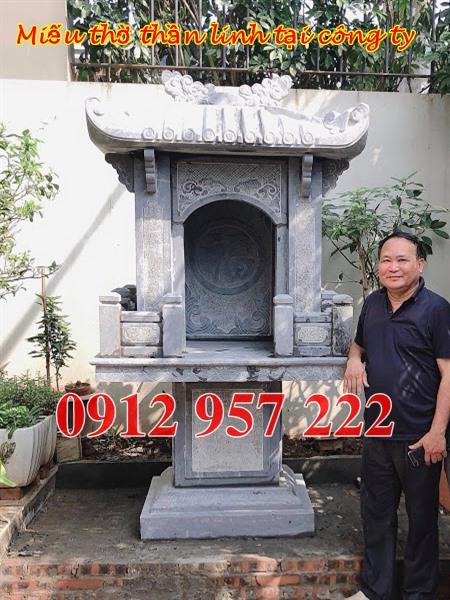 Miếu thờ thần linh thổ địa tại Hà Nội, miếu thờ sơn thần tại Hà Nội
