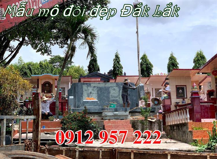 Lắp đặt mộ đôi tại đắk Lắk