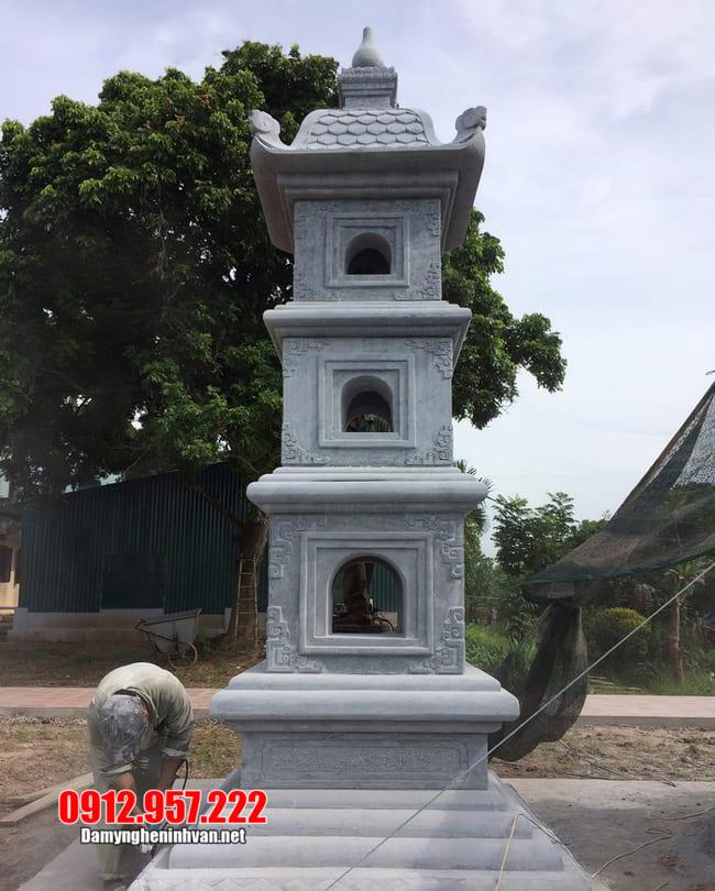 mộ tháp đá tại Quảng Bình đẹp nhất