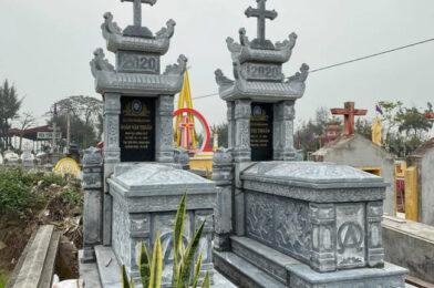 Mẫu mộ công giáo đẹp – Các mẫu mộ của người theo đạo đẹp nhất
