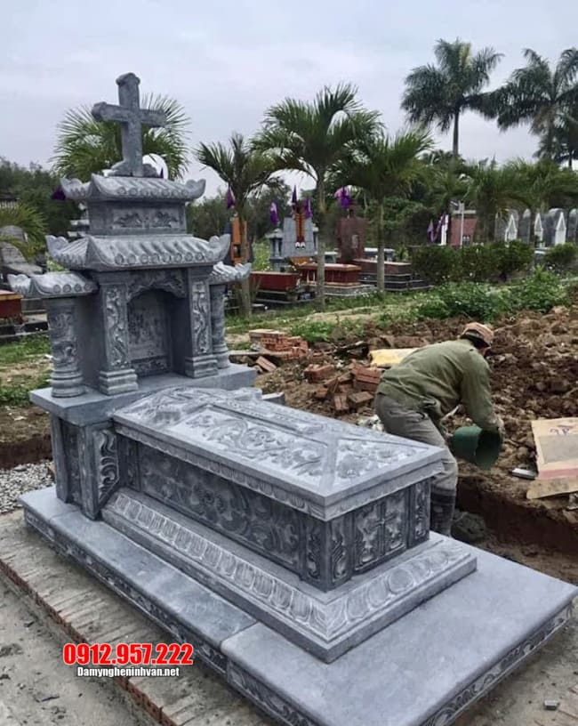 Mẫu mộ công giáo đẹp - Các mẫu mộ của người theo đạo đẹp nhất