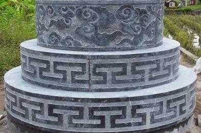 Mộ tròn đơn giản – Các mẫu mộ tròn đơn giản đẹp nhất 2020