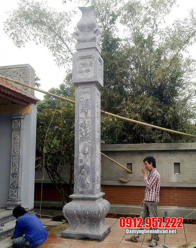 Cột đồng trụ nhà thờ họ - Hình ảnh 10 mẫu cột đồng trụ nhà thờ họ đẹp