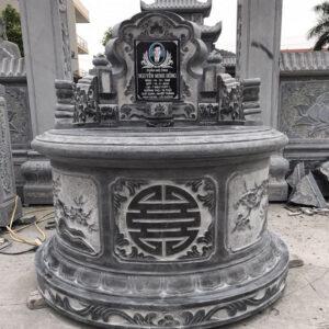 Mộ đá granite Phú Yên đẹp - Mẫu mộ đá granite Phú Yên đẹp nhất 2020