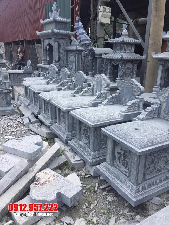 Mộ đá hậu bành - Hình ảnh 15 mẫu mộ đá hậu bành đẹp nhất hiện nay