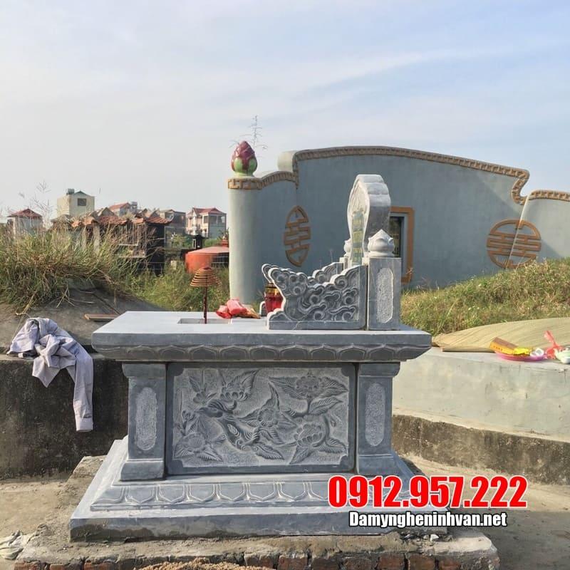Các mẫu mộ đá đẹp nhất Việt Nam