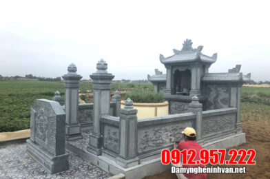 Làm lăng mộ đá – Địa chỉ xây đựng khu lăng mộ đá uy tín, chất lượng