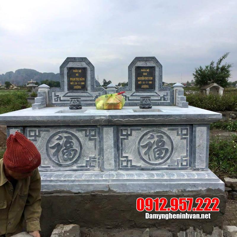 Top 15+ các mẫu mộ đá đẹp nhất Việt Nam