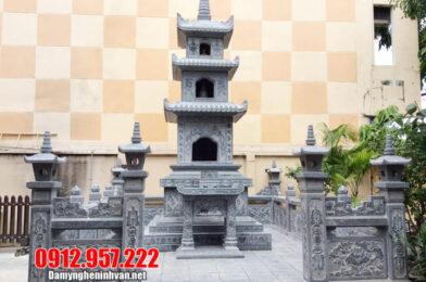 Mộ tháp đá tại Bình Thuận – Cơ sở bán mộ đá hình tháp tại Bình Thuận