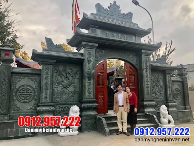 cổng nhà thờ đẹp tại Thái Nguyên