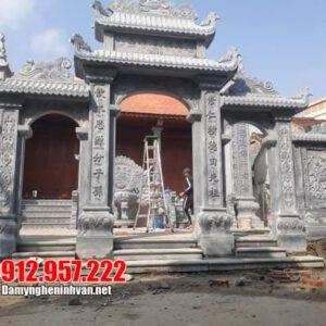 Top những mẫu lan can bằng đá đẹp nhất tại Ninh Vân
