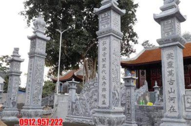 Cổng đá tại An Giang – Mẫu cổng chùa bằng đá tại An Giang