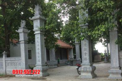 Mẫu cổng chùa tại Bạc Liêu – Cổng tam quan chùa bằng đá đẹp nhất