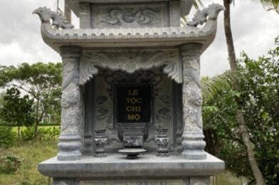 Mẫu mộ đá đôi đẹp tại An Giang – Lắp đặt mộ đôi đá tại An Giang