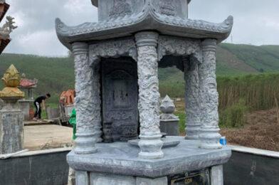 7 Ngôi mộ tháp bằng đá thờ cốt tại Vũng Tàu đẹp nhất