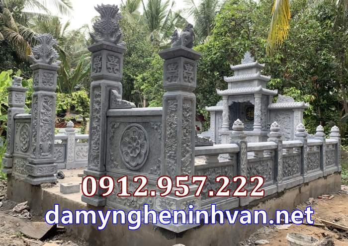 Mẫu nhà mồ đẹp tại Vũng Liêm Vĩnh Long